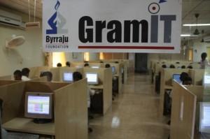 GramIT in Jallikakanara (Foto: Helmut Weissenbach)