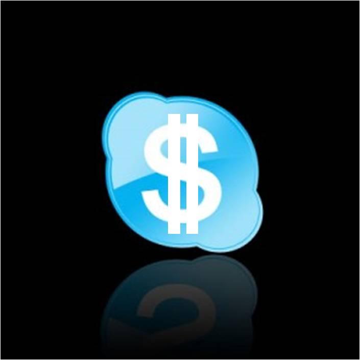 skype-dollarzeichen