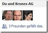 facebook krones fans