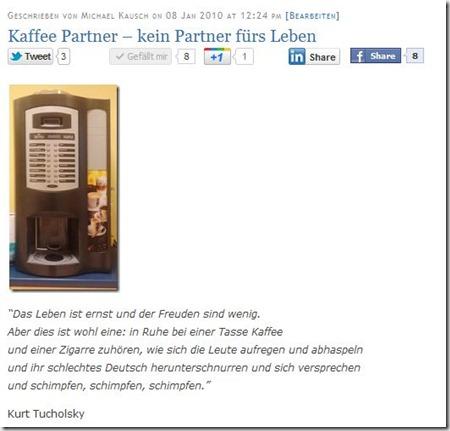 Kaffee Partner
