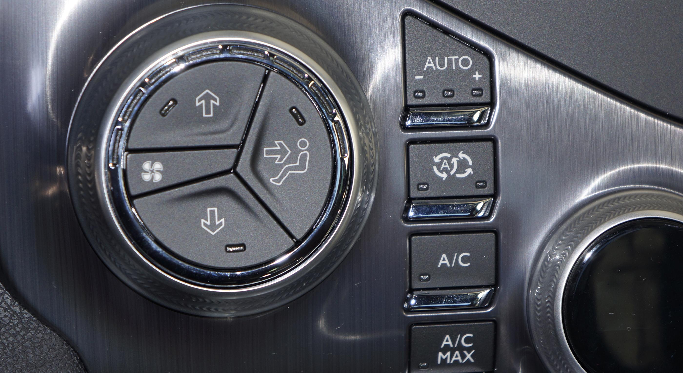 Citroen DS 5 Klimaanlage