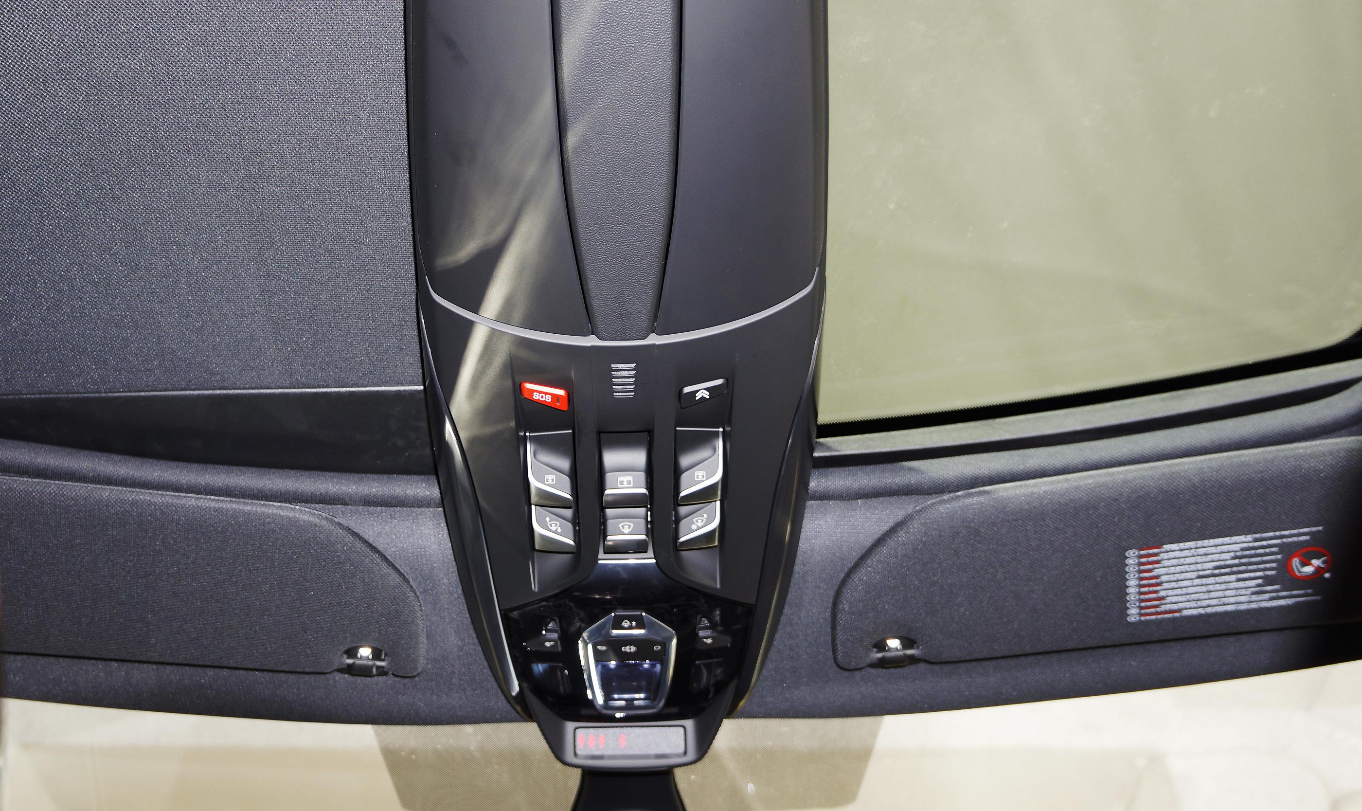 Citroen DS 5 Dachfenster