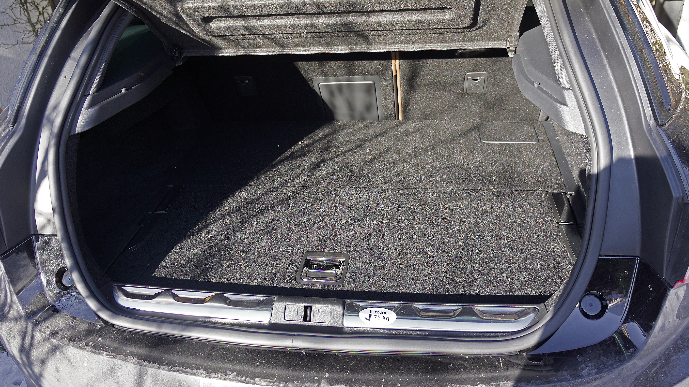 Citroen DS 5 Kofferraum