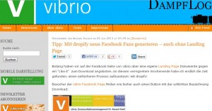 vibrio Blog