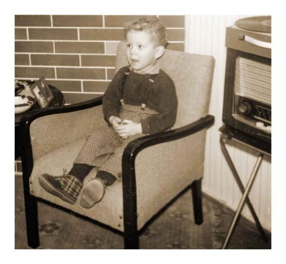 Der Autor als Radiomann der ersten Stunde