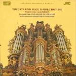 Bach Toccata und Fuge auf CD