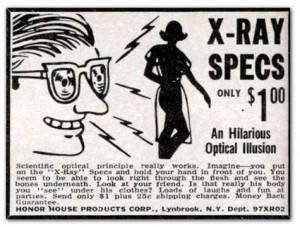 Röntgenbrille
