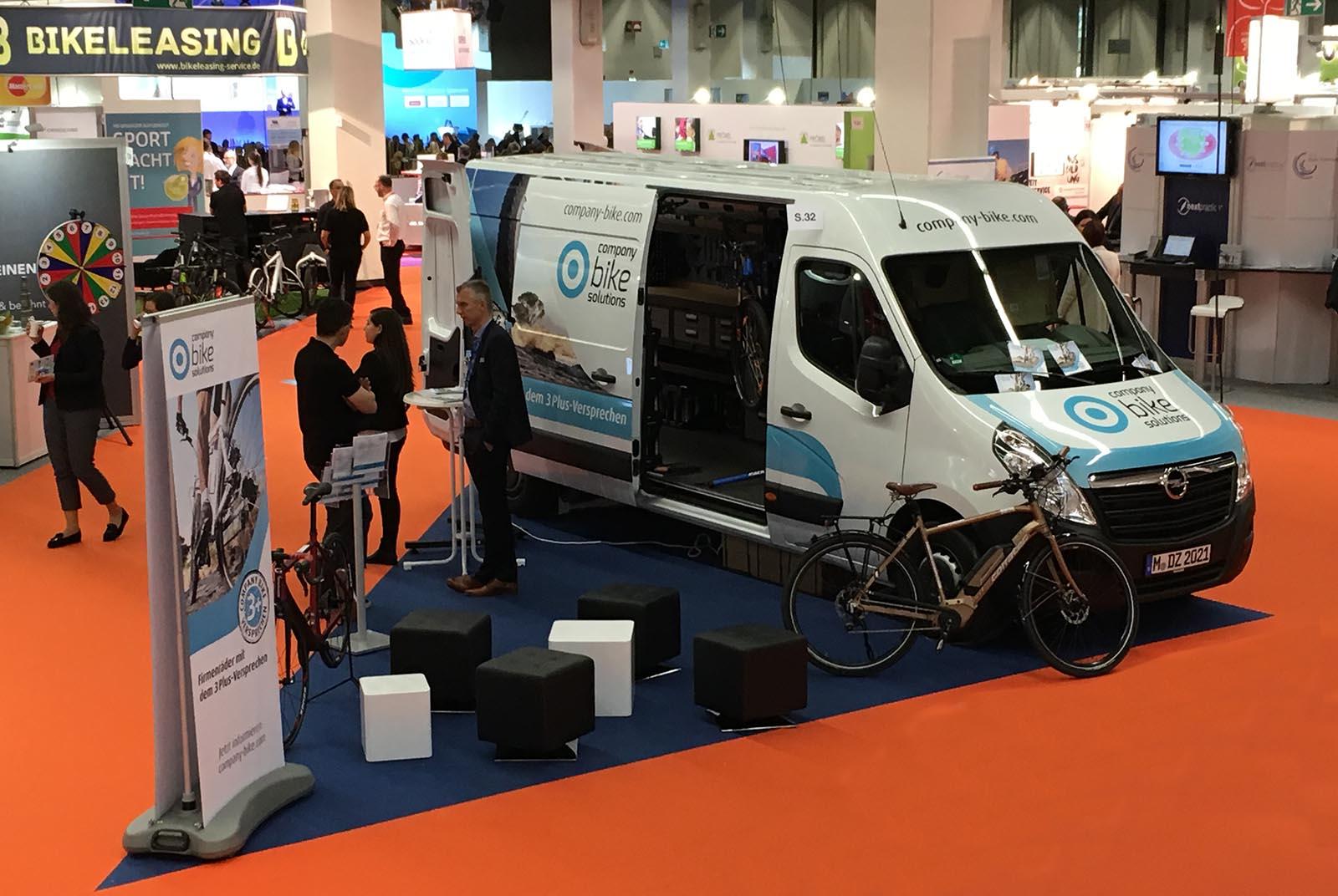 Dienstrad von company bike solutions