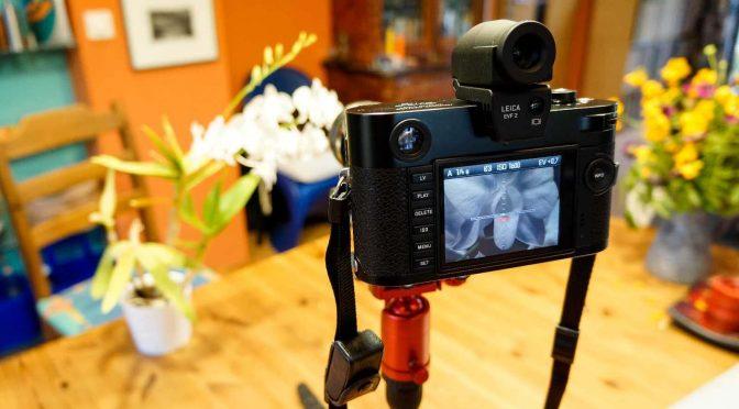 Leica und Novoflex