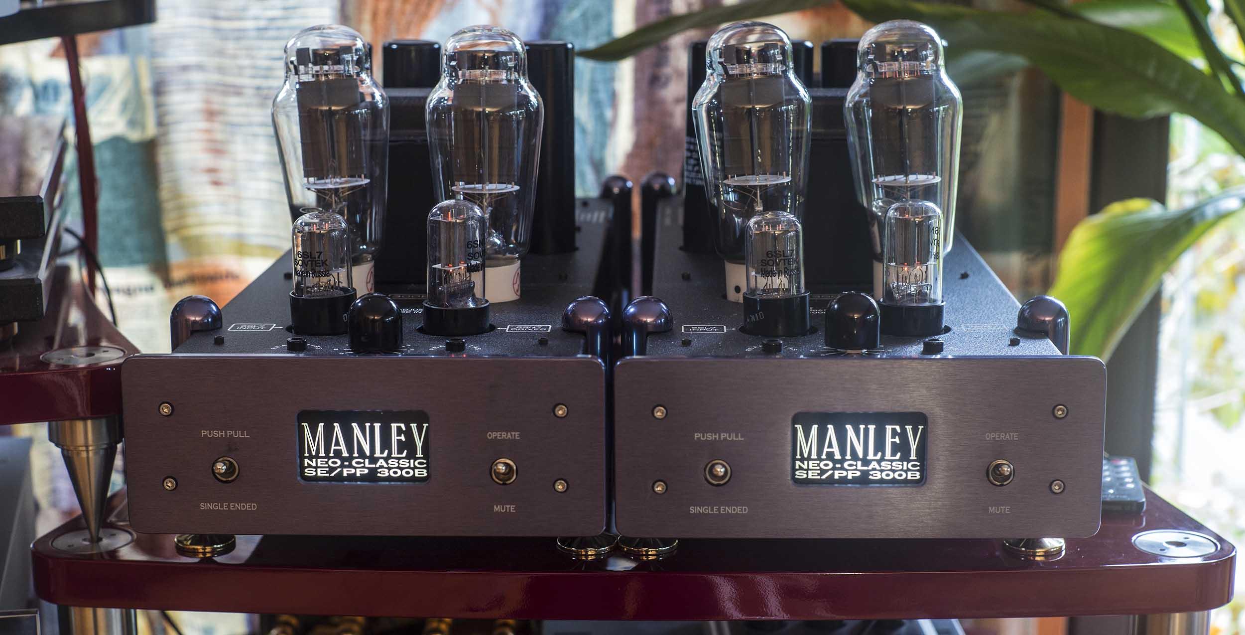 Manley Neoclassic SEPP
