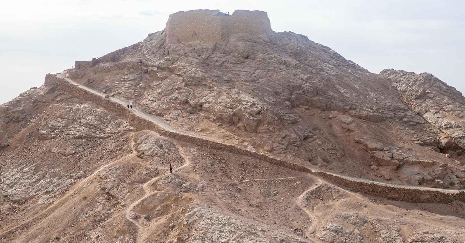 Schweigeturm im Iran