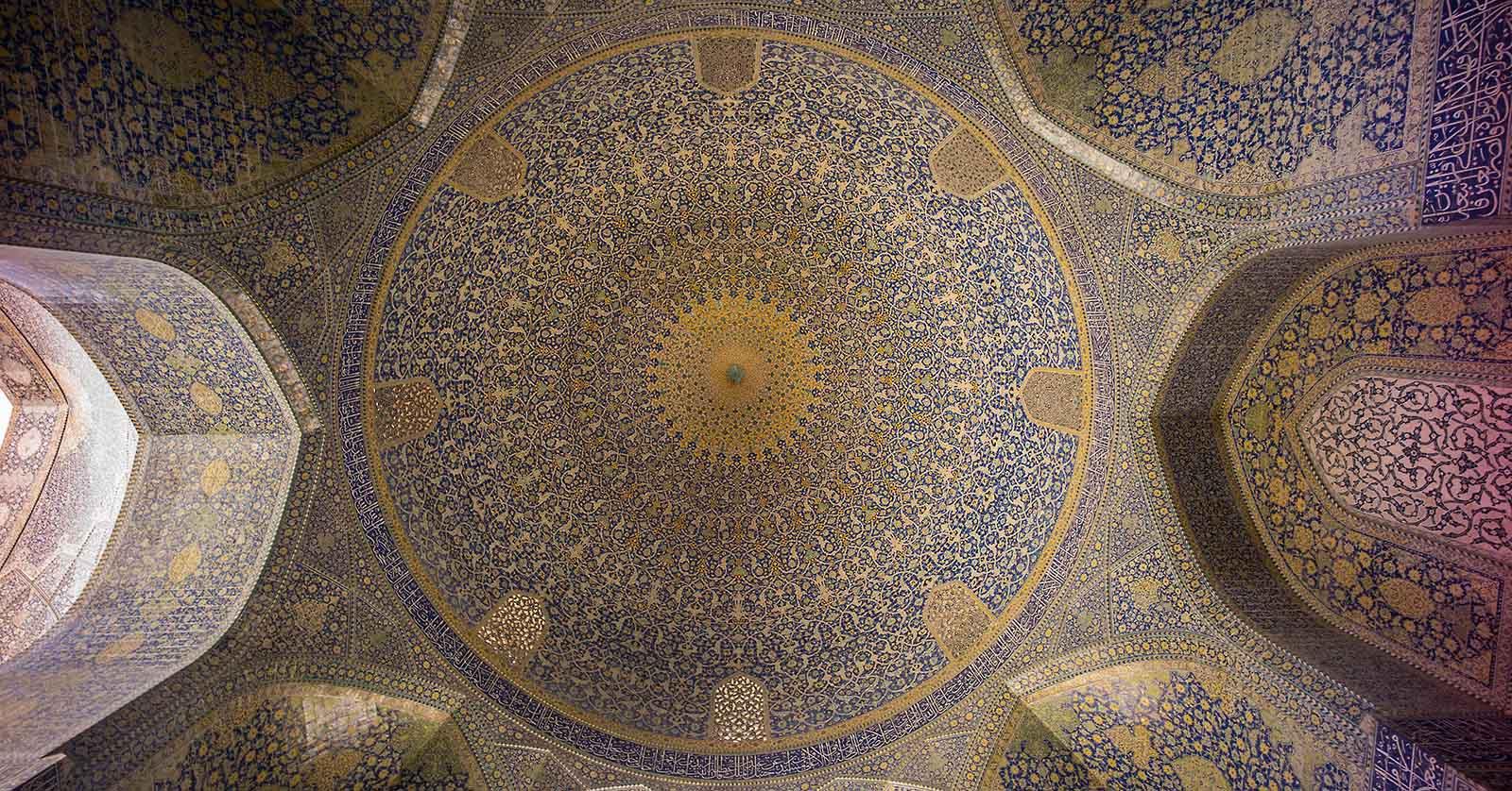 Iranreise, Isfahan