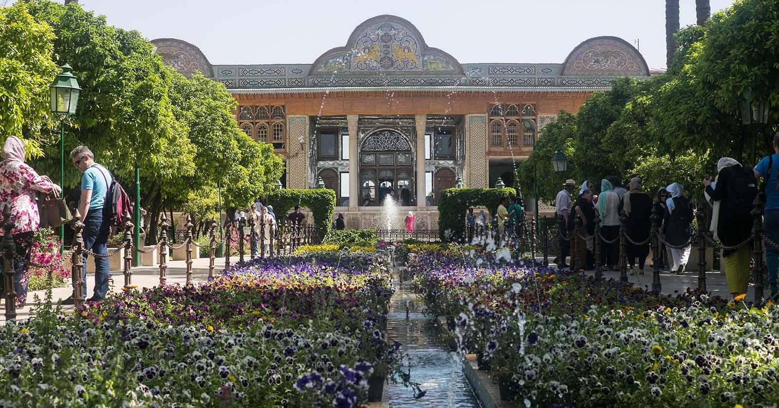 Shiraz, B�gh-e Eram