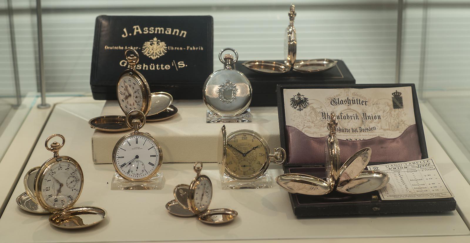 Uhrenmanfaktur Glashütte Original