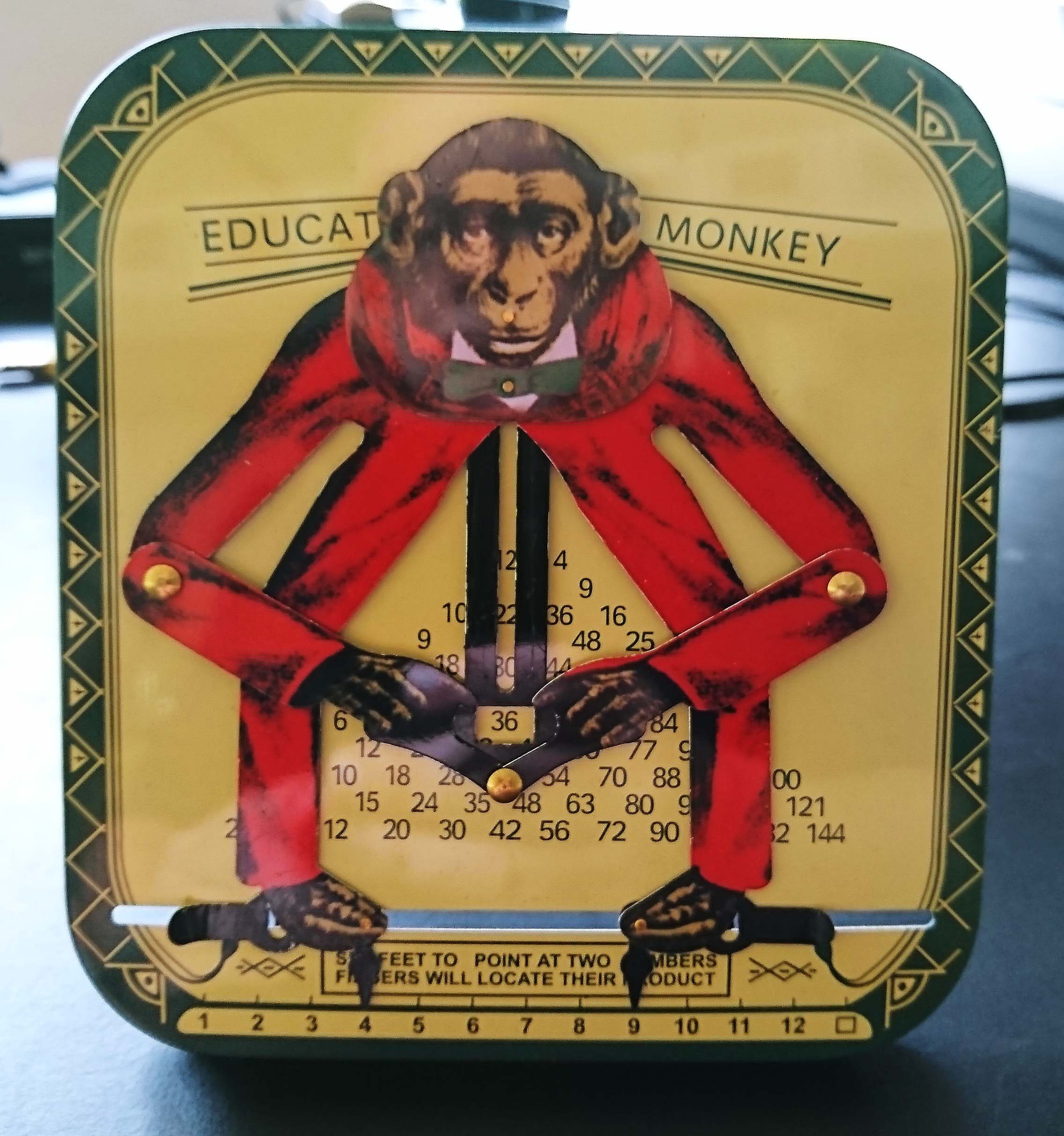 Educated Monkey