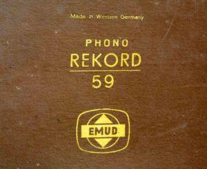 EMUD Röhrenradio