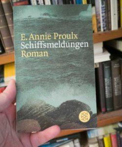 Annie Proulx Schiffsmeldungen