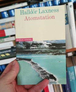 Haldor Laxness Atomstation