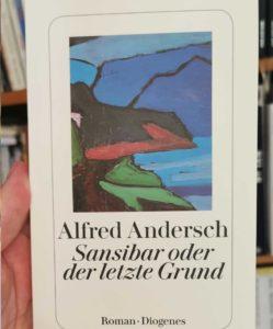 Alfred Andersch Sansibar